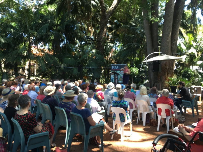 Start of Australian Poets Festival: 9x5 The Big Read WA Poetry